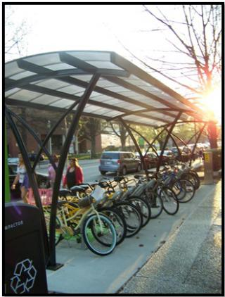 Mobility Hub (Monroe Park Campus) | Open Green Map