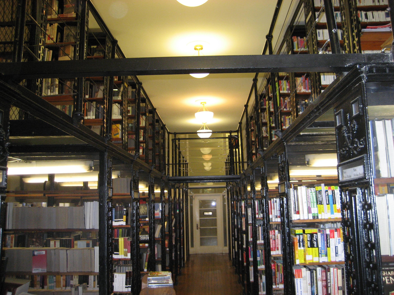 Ottendorfer library