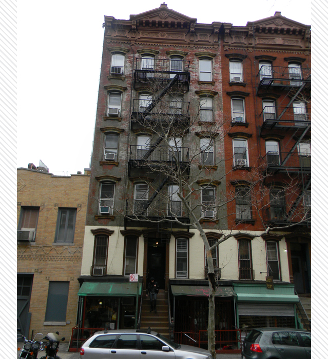 334 East 9th Street, Block #450, Lot #21