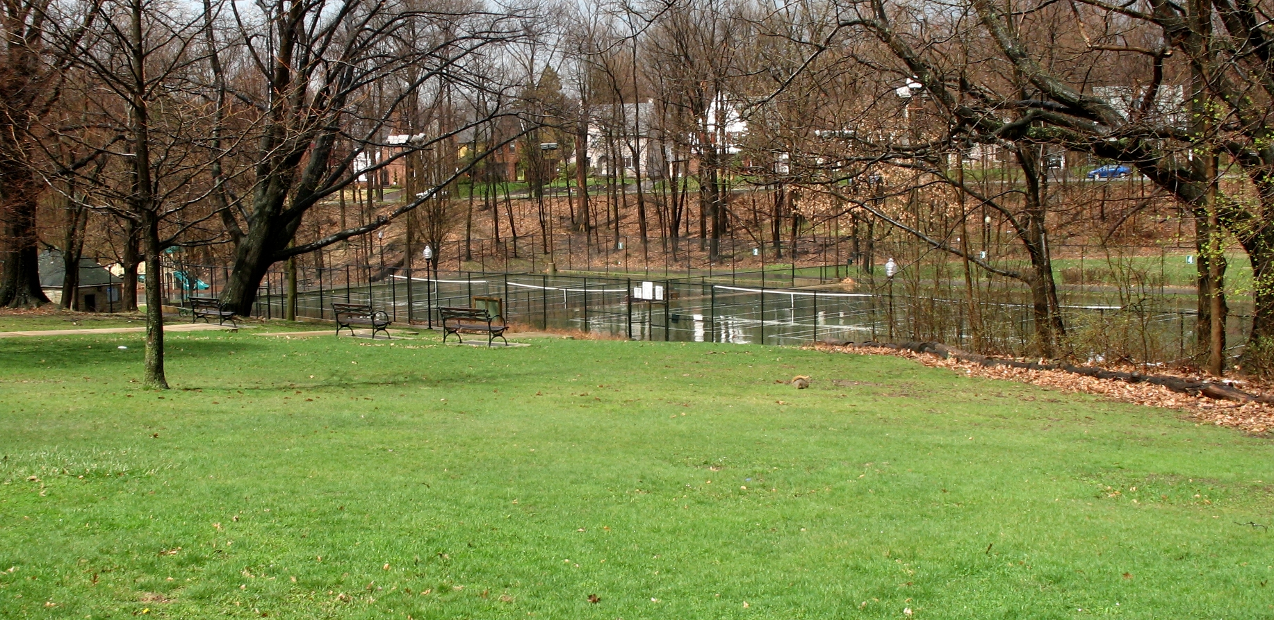 Cain Park Tennis Courts   Open Green Map