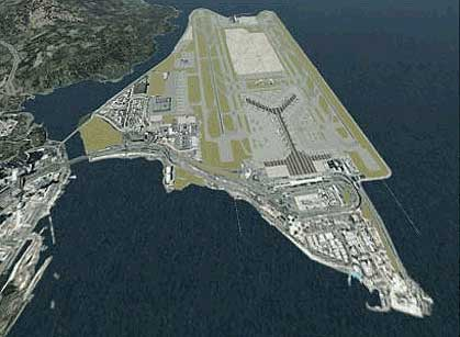 Chek Lap Kok Airport | Open Green Map