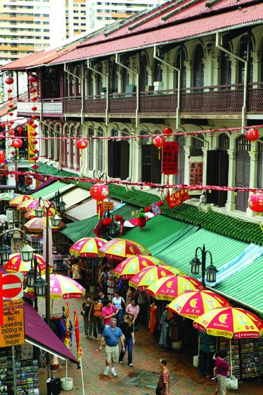 Chinatown Singapore | Open Green Map on