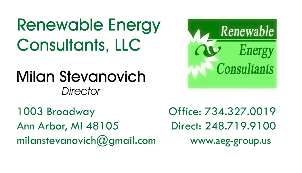 how to become a renewable energy consultant