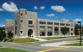 Hancock Technology Center Open Green Map
